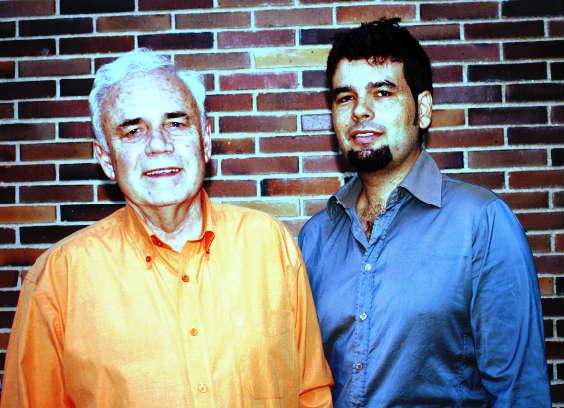 Luis Murillo y Luis Murillo Arias
