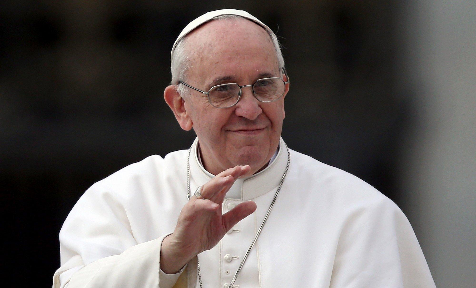 Premoniciones de La Púrpura Negra sobre el Papa Francisco