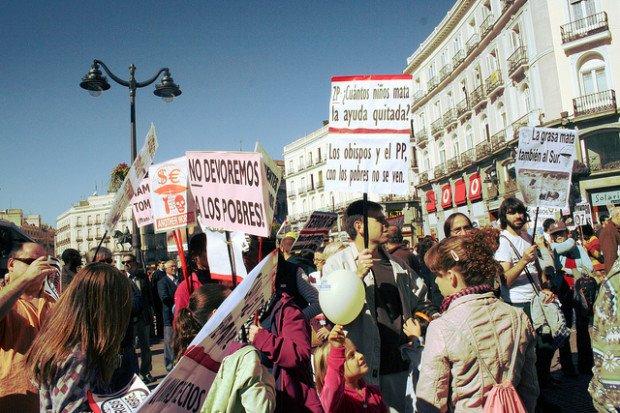 El número real de manifestantes es el deseo de todos los actores de la sociedad
