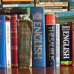 El diccionario, una gran herramienta para aprender inglés.