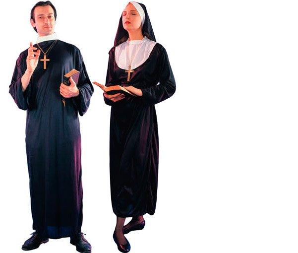 El secreto absoluto de la Iglesia es el experimento para comprobar el sacrificio de un cura y una monja conviviendo 24 horas al día