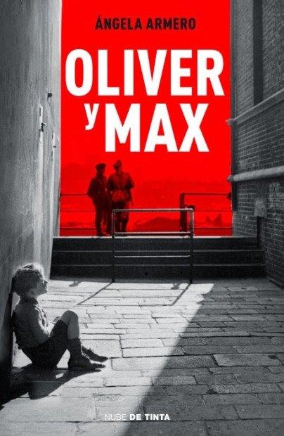 'Oliver y Max', la segunda novela de Ángela Armero
