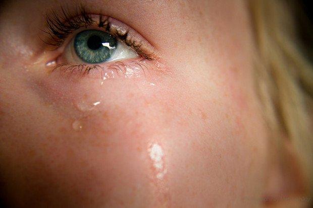 El dolor de una madre al no saber en qué manos deja a sus hijos