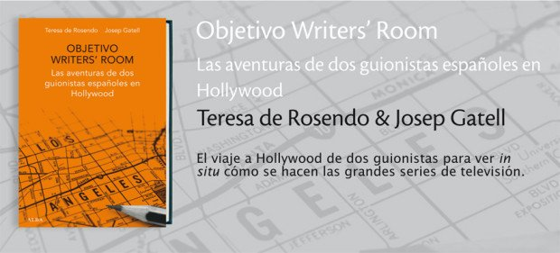 Objetivo Writers' Room
