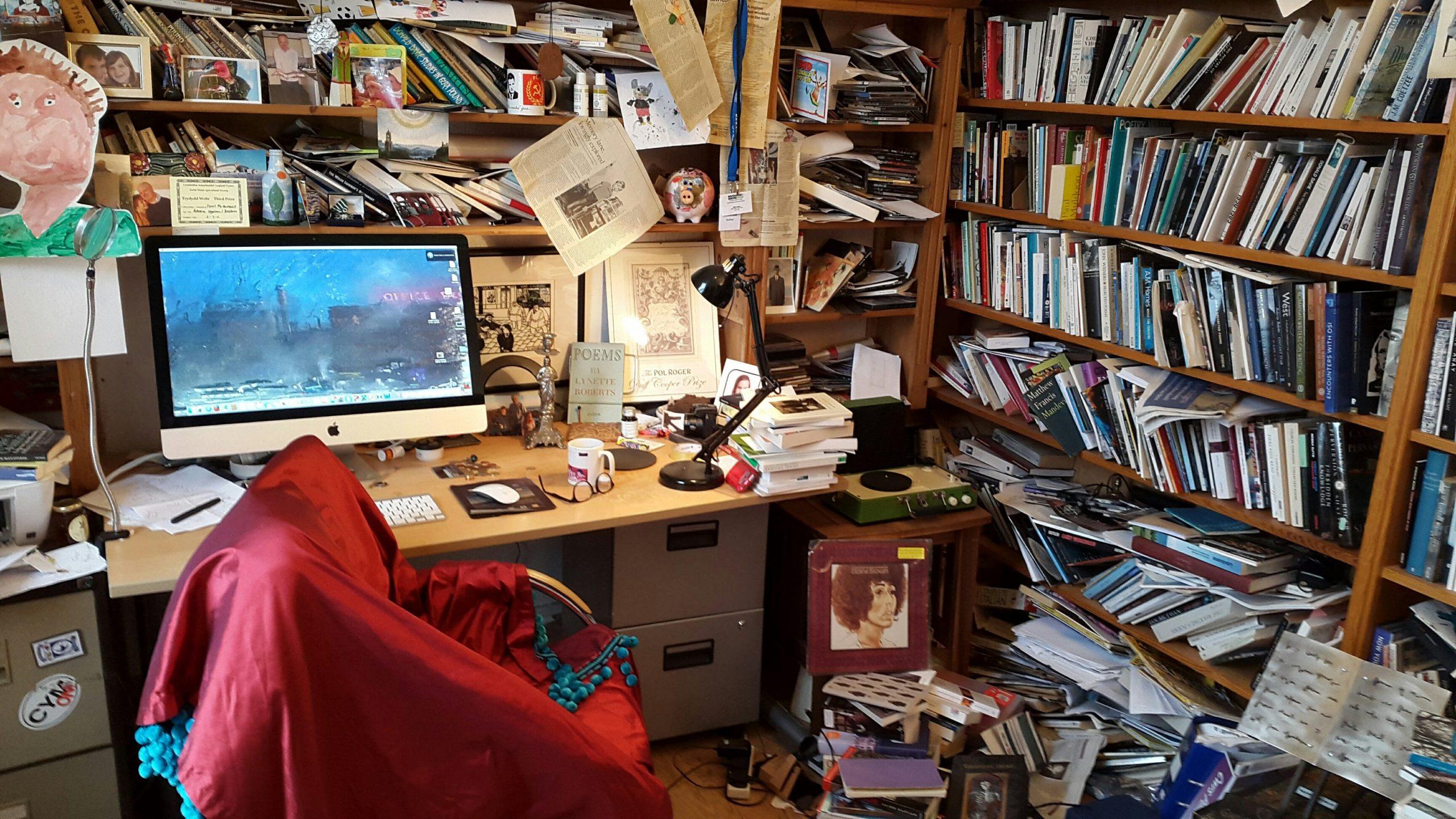 Despacho de guionista